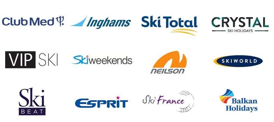 Entreprises de vacances au ski