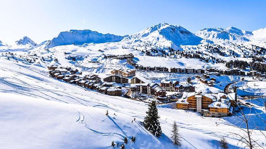 Séjour au ski près de Genève