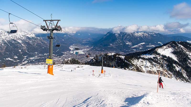 Ski holidays in Germany