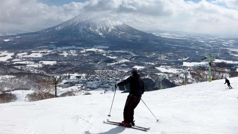 Ski holidays in Japan