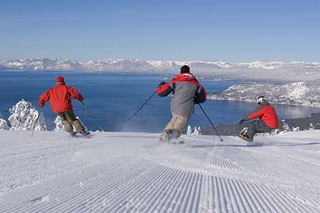 Ski holidays in USA