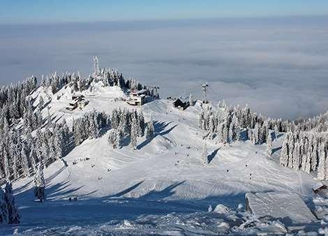 Ski en Roumanie