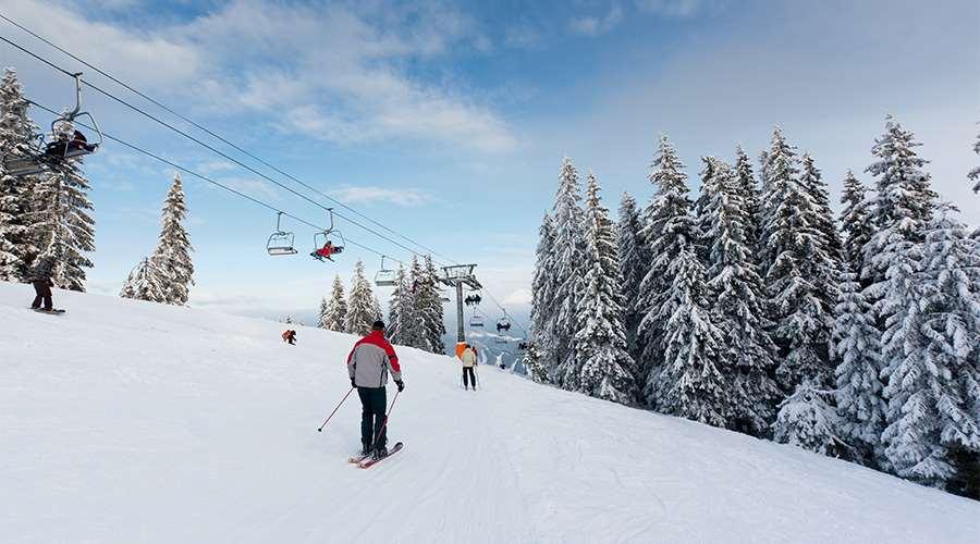 stations de ski pour débutants