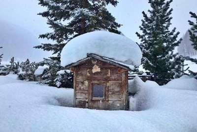 Livigno snow report