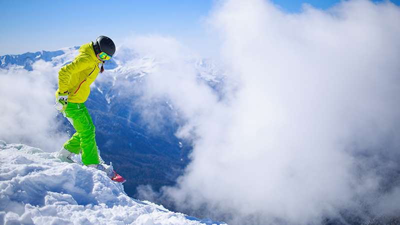 Top snowboard resorts